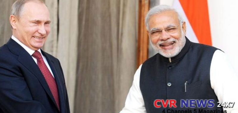 PM Modi to visit Russia today