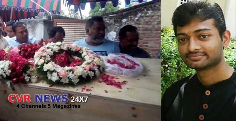 sharath died body reached to warangal